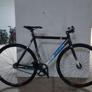 Aventon push wheelset cinelli fixie