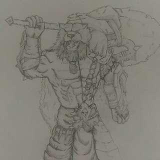 Balmond Sketch