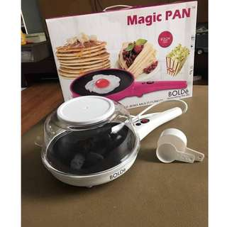 Magic Pan BOLDe Fry Pan Alat Masak Di Rumah Praktis