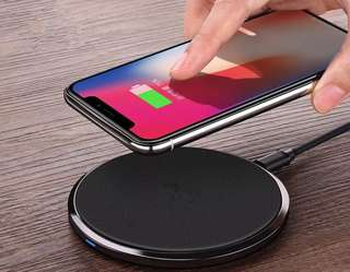 Apple I phone/三星 通用Q1無綫充電器