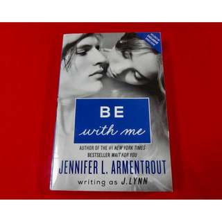 Be With Me by Jennifer Armentrout
