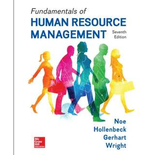 Fundamentals of Human Resource Management, 7th Edition eBook