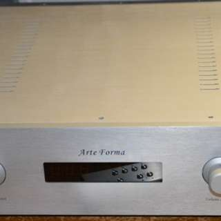 Arte Forma 150 watts/ch stereo amplifier with speakers