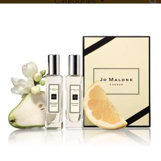 Brand new Jo Malone English pear & grapefruit cologne