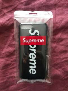 Supreme Phone Cover 7+
