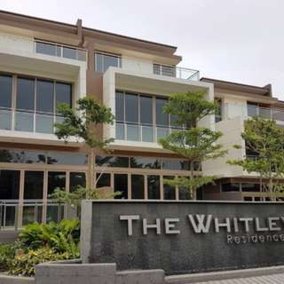 THE WHITLEY RESIDENCES - DEVELOPERS SALE