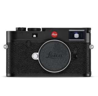 Leica M10 Brand new Black