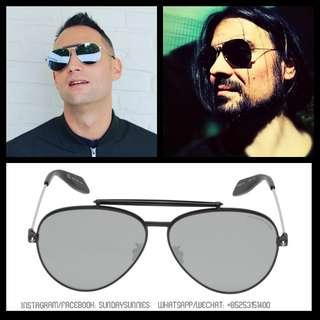 Alexander McQueen Aviator sunglasses 太陽眼鏡