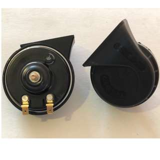 Car Horn Universal GLOBAL Bosch Type Hi/Lo 520Hz 110dB