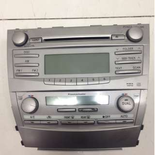 Fujitsu Ten Toyota Camry Player (RS581)