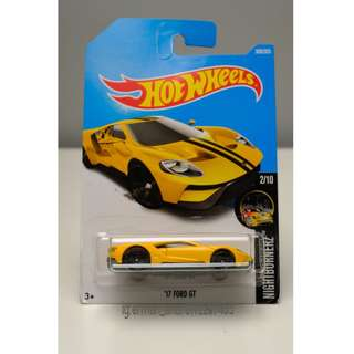 Hot Wheels Ford GT40 2017