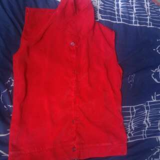 Vest merah