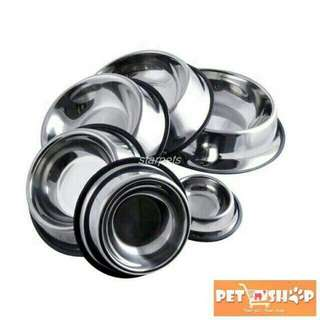 Pet Stainless Bowl