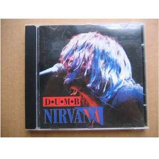 Nirvana - D.U.M.B CD (Bootleg Live In Europe 1992) (Made In Italy)