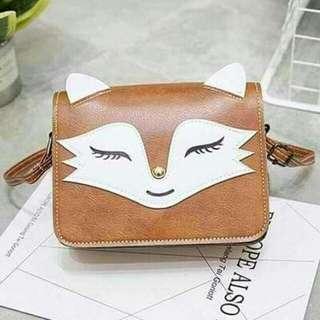 Fox Sling Bag