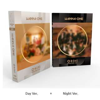 Wanna One 0+1=1 I Promise You Album Golden Age