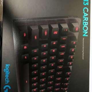 Logitech G413 電競機械鍵盤 (包順豐)