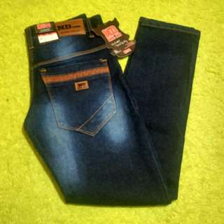 Celana Jeans Wear Biru Dongker (agak lebih gelap) ABG