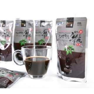 韓國真生黑蔘 - 酵母發酵黑蔘液 (10包裝)