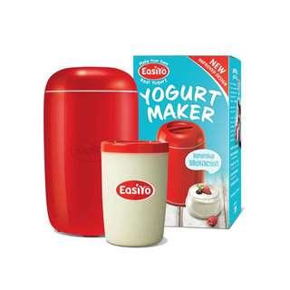 紐西蘭Easiyo家用乳酪機+10包自選乳酪粉 (付款後14-21天到港)