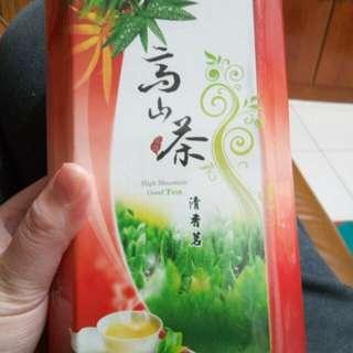 🚚 清香茗台灣高山茶禮盒