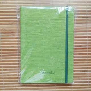 [New] 硬紙面記事簿、筆記簿 Notebook