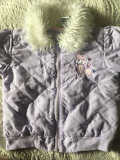 Cutie Jacket for Toddlers