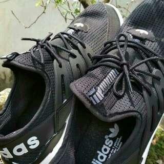Adidas Tubular White Black