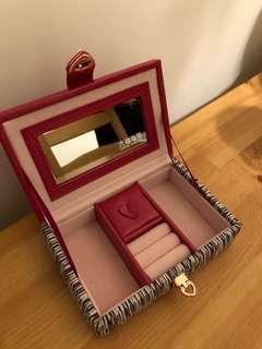 六福珠寶首飾盒