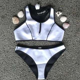 *NEW* Neoprene Bikini Set XL