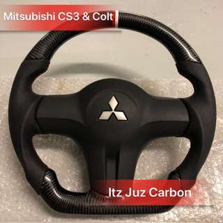 Mitsubishi CS3 Carbon parts
