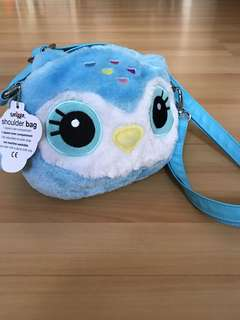 Smiggle Penguin sling bag