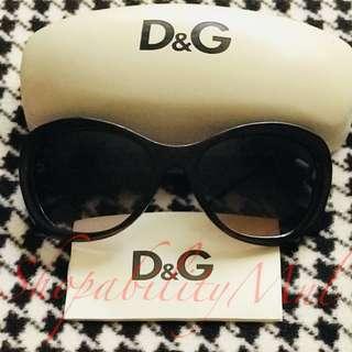 Dolce & Gabbana Brown Tortoise Sunglasses D&G8083
