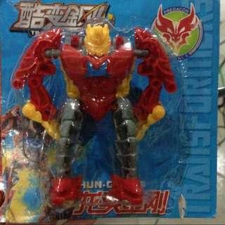 Transformers Hun-Gurr