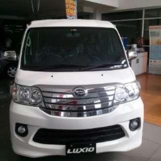 Daihatsu LUXIO tdp mulai 15 jutaan