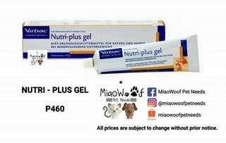 Nutri Plus Gel Vitamins