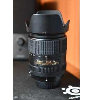Nikon 18-300mm DX AF-S F3.5-6.3