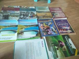 Geography, history, textbook and assessment secondary 1,2and0'level