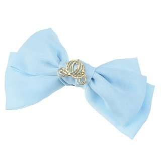 Japan Disneystore Disney Store Cinderella Chiffon Ribbon Hair Decoration Hair Clip