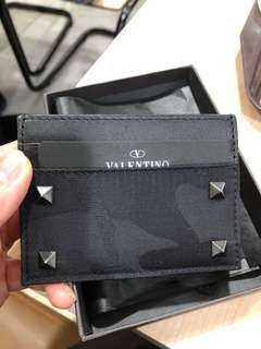 Valentino card holder 華倫天奴卡片套