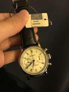 Seagull Chronograph Watch Brand New
