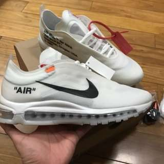 Nike Air Max 97 X Off White