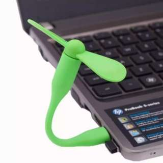 Portable USB Flexible Mini Fan