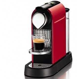 Nespresso Coffee Machine CitiZ C110
