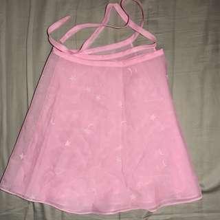 芭蕾舞紗裙