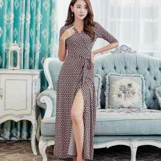 Elegant Korean Dress