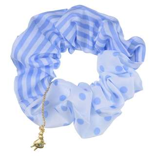 Japan Disneystore Disney Store Alice in Wonderland Hair Decoration Scrunchie
