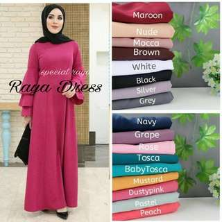 💚 Raya Dress💚  Size: up to 7XL Material : Wolfice Price: $30