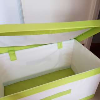 IKEA Foldable Toy Box