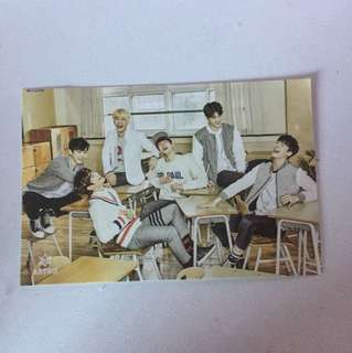 ASTRO limited phtoocard spring up album